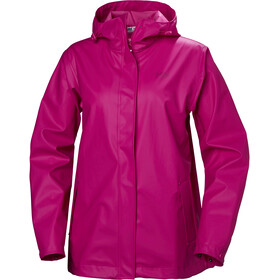 Helly Hansen Moss Chaqueta Mujer, dragon fruit